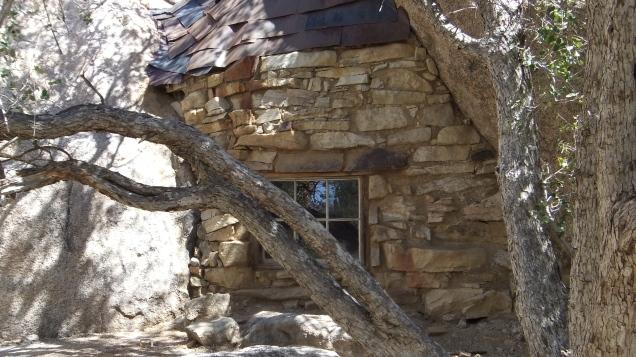 Joshua Tree NP Eagle Cliff miner cabin DSCF9663